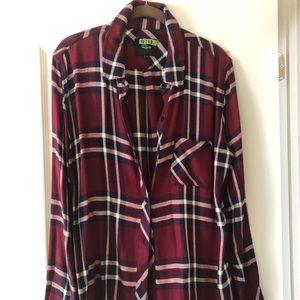 Rails Blouse Size Large (Like New)